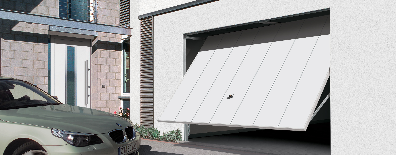 Serrande avvolgibili per garage Firenze - ASC Automazioni